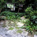 特別養護老人ホーム特巣-中庭