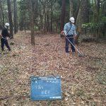 生の松原海岸森林公園のクリーンアップ-02